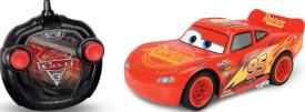 Dickie RC Cars 3 Turbo Racer Lightning McQueen (ferngesteuert), 1:16, ca. 26 cm, ab 5 Jahre