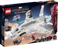 LEGO® Super Heroes 76130 Starks Jet und der Drohnenangriff