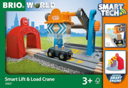 BRIO 63382700 Smart Tech Verladekran D