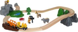 BRIO 63396000 Gr. BRIO Bahn Safari Set D