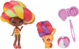 Spin Master Candylocks Doll & Pet