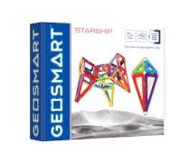 Geosmart Starship 42 teilig
