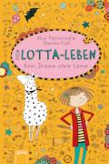 Arena - Mein Lotta-Leben Band 8: Kein Drama ohne Lama, Lesebuch, 161 Seiten, ab 9 Jahren