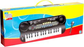 Doremini elektronisches Keyboard mit Mikrofon