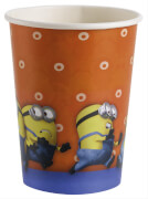8 Becher Minions 266 ml